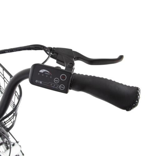"""26""""36V10AH Litium Electric Bicycle 7 Removable"""