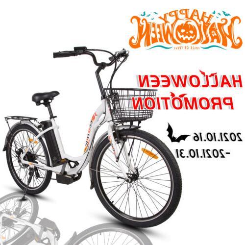 26 36v10ah 350w litium ion electric bicycle