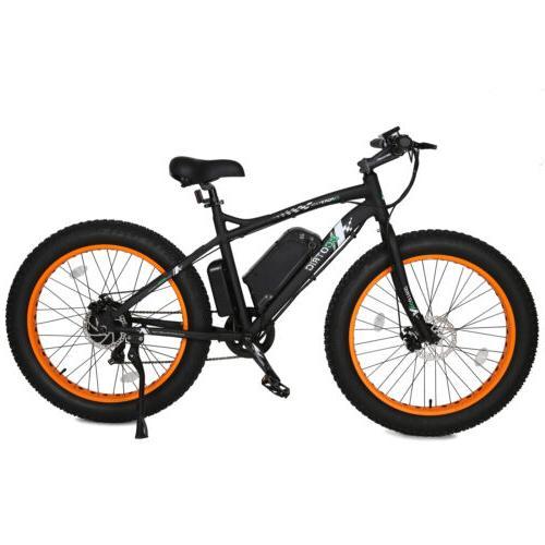 """26""""500W 36V12Ah Electric e-Bike Battery LCD"""