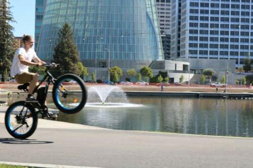 """26""""500W Mountain Electric e-Bike Removable Battery"""