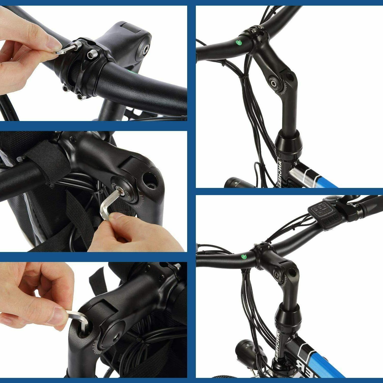 "26"" Bike E-Bike Folding Mountain Bicycle 21~Speed 36V"