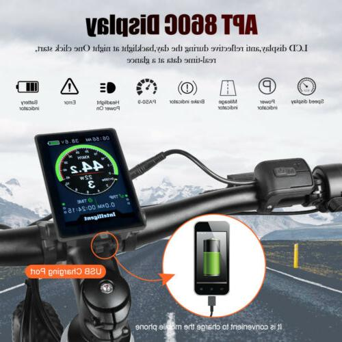 "27.5"" Bike Treeking Bike Bafang 48V Mid Drive Motor"