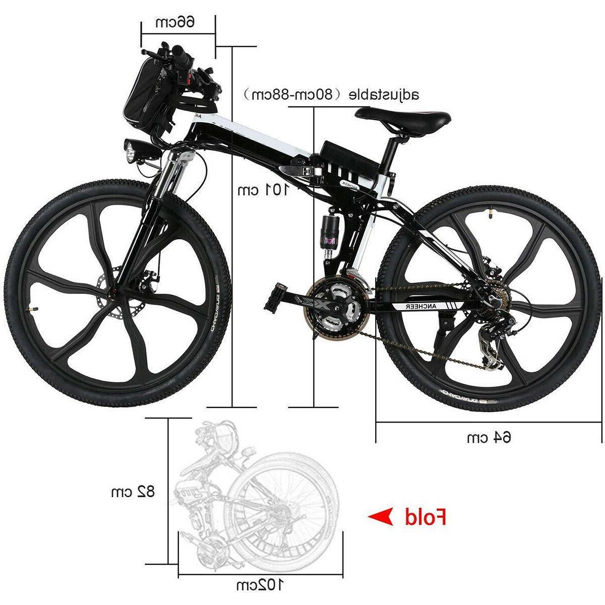 ANCHEER 26'' Bike