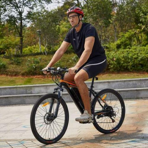 26INCH Electric Bicycle Ebike 10.4A