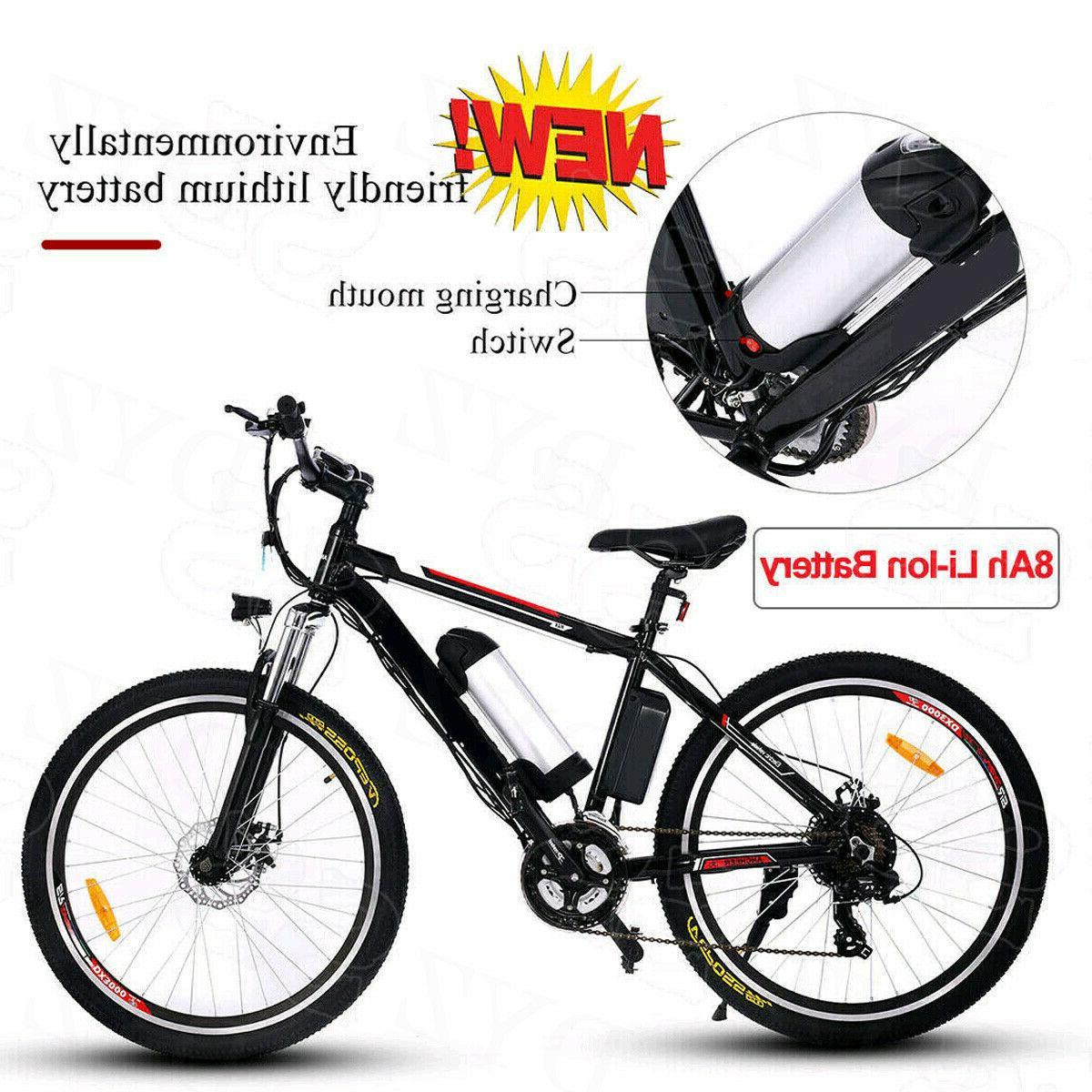 Bicycle 36V