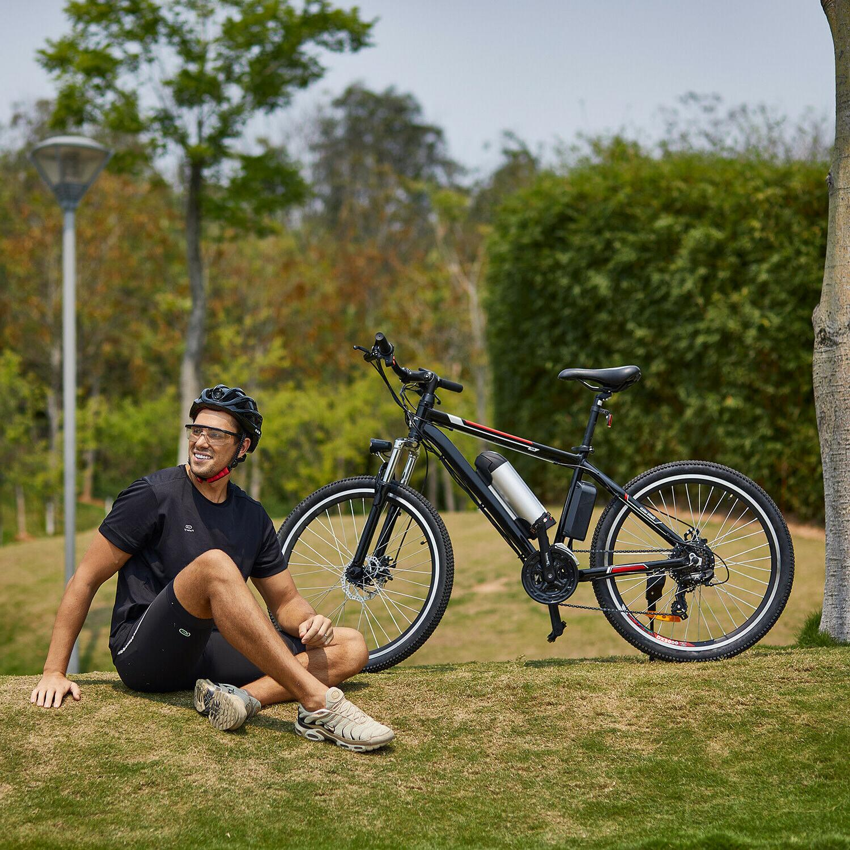 26INCH Bike Bicycle 21Speed 36V