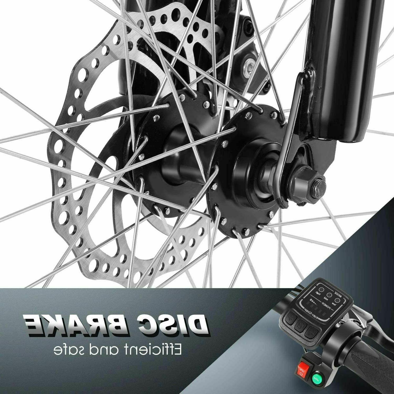 350W Bike Bicycle Commute Ebike