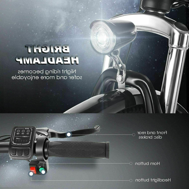 26'' Bicycle Electric 36V Li-Battery