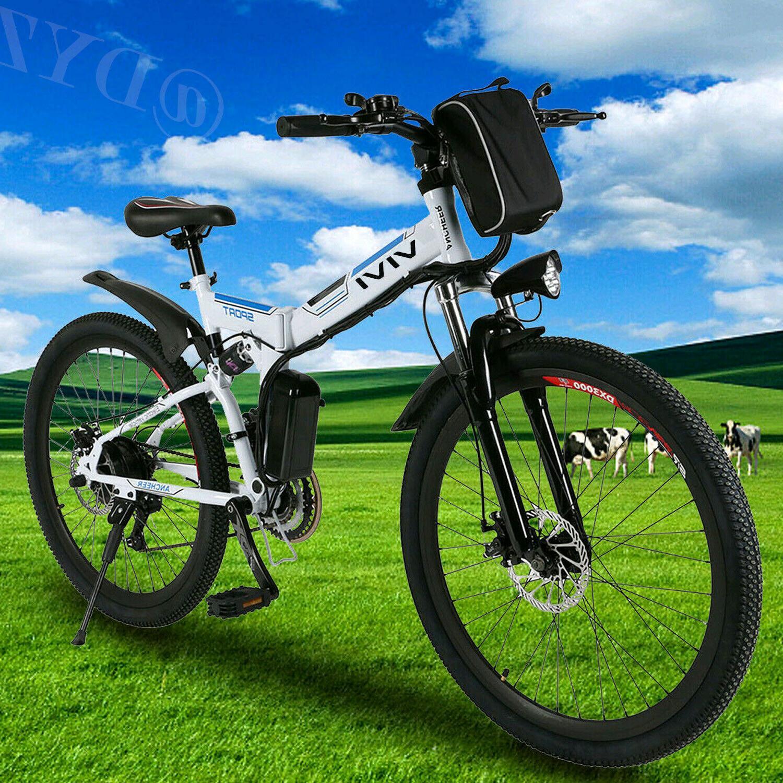 26inch folding electric bike mountain bicycle city