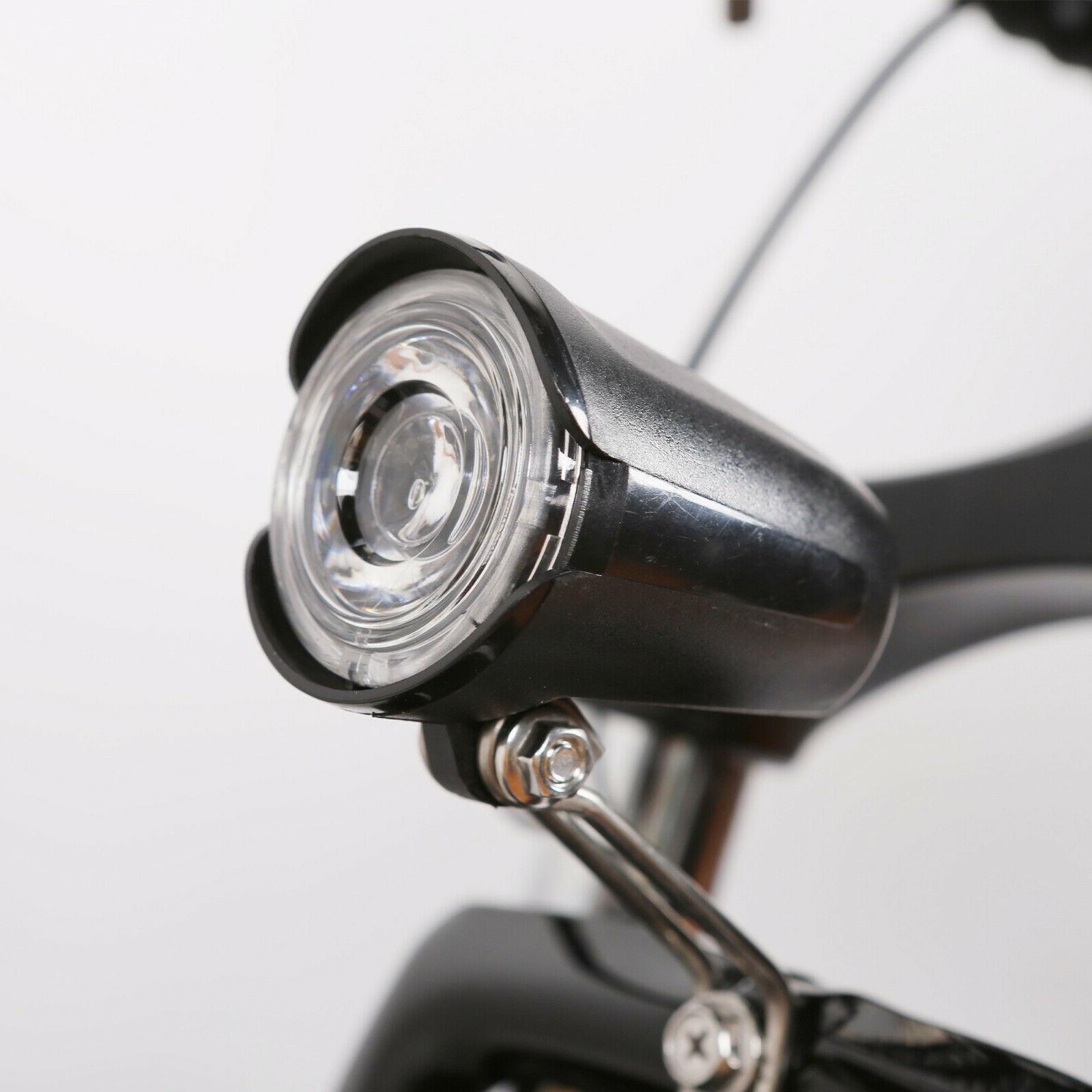 "NAKTO 300W 20"" Fat Tire Electric Bikes 6-Speed"