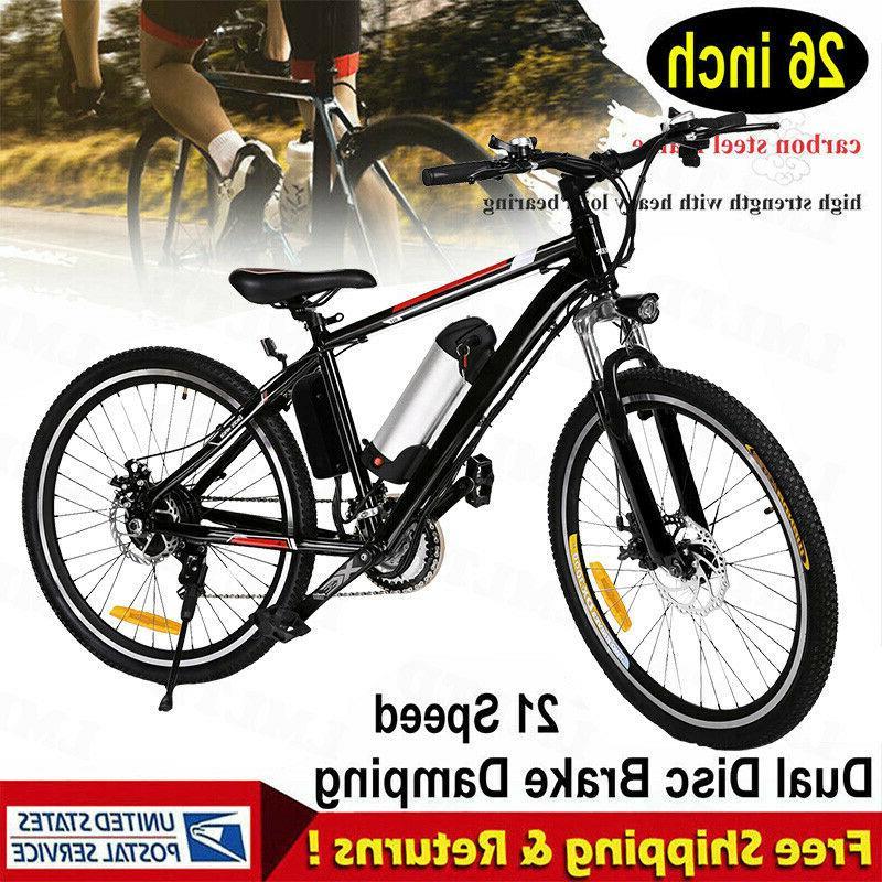 350/250W Mountain Bicycle EBike 3