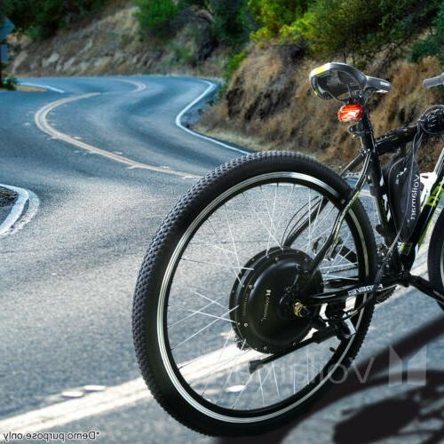 "Voilamart E-Bike 26"" Rear Wheel Motor Conversion"