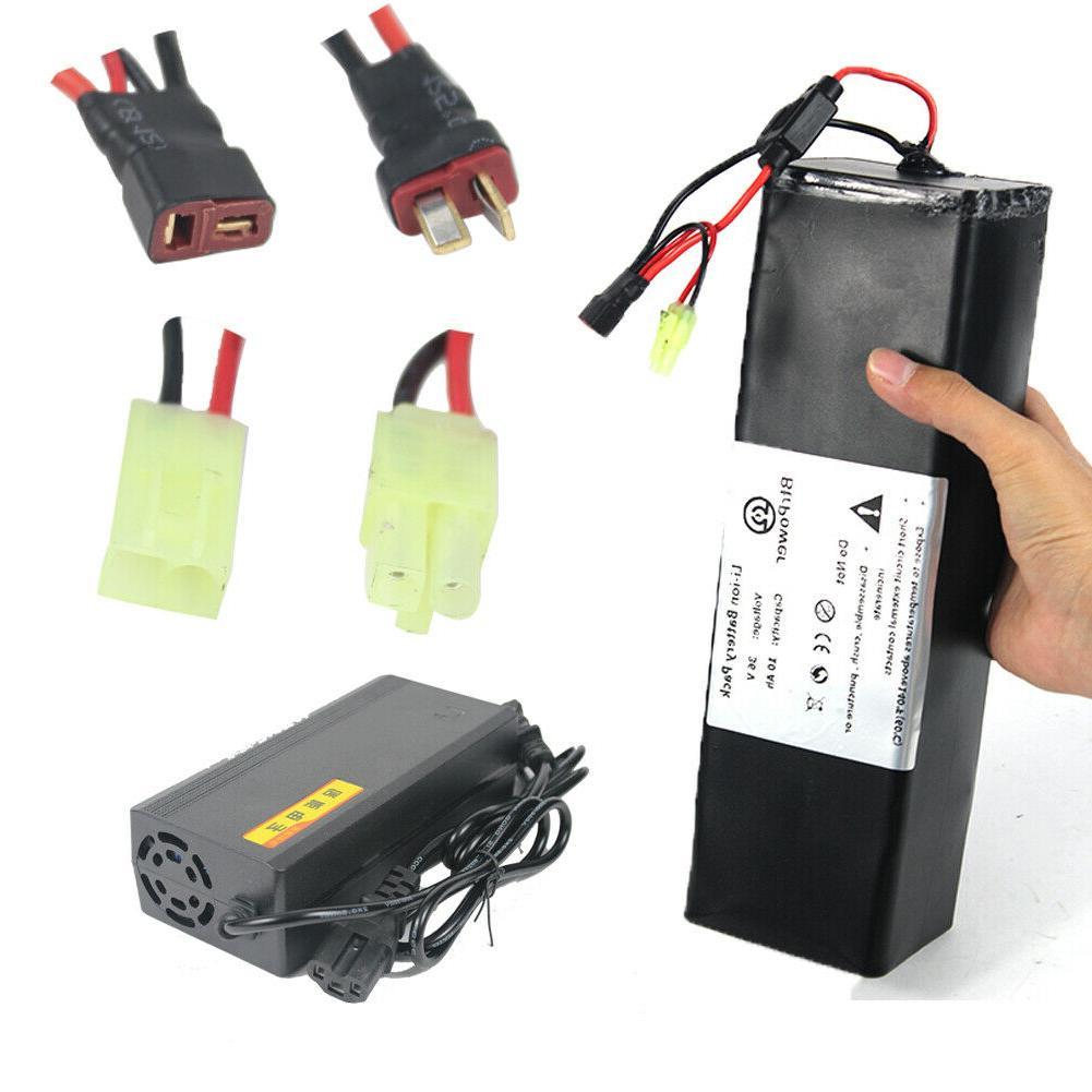 36v 10ah li ion battery pack