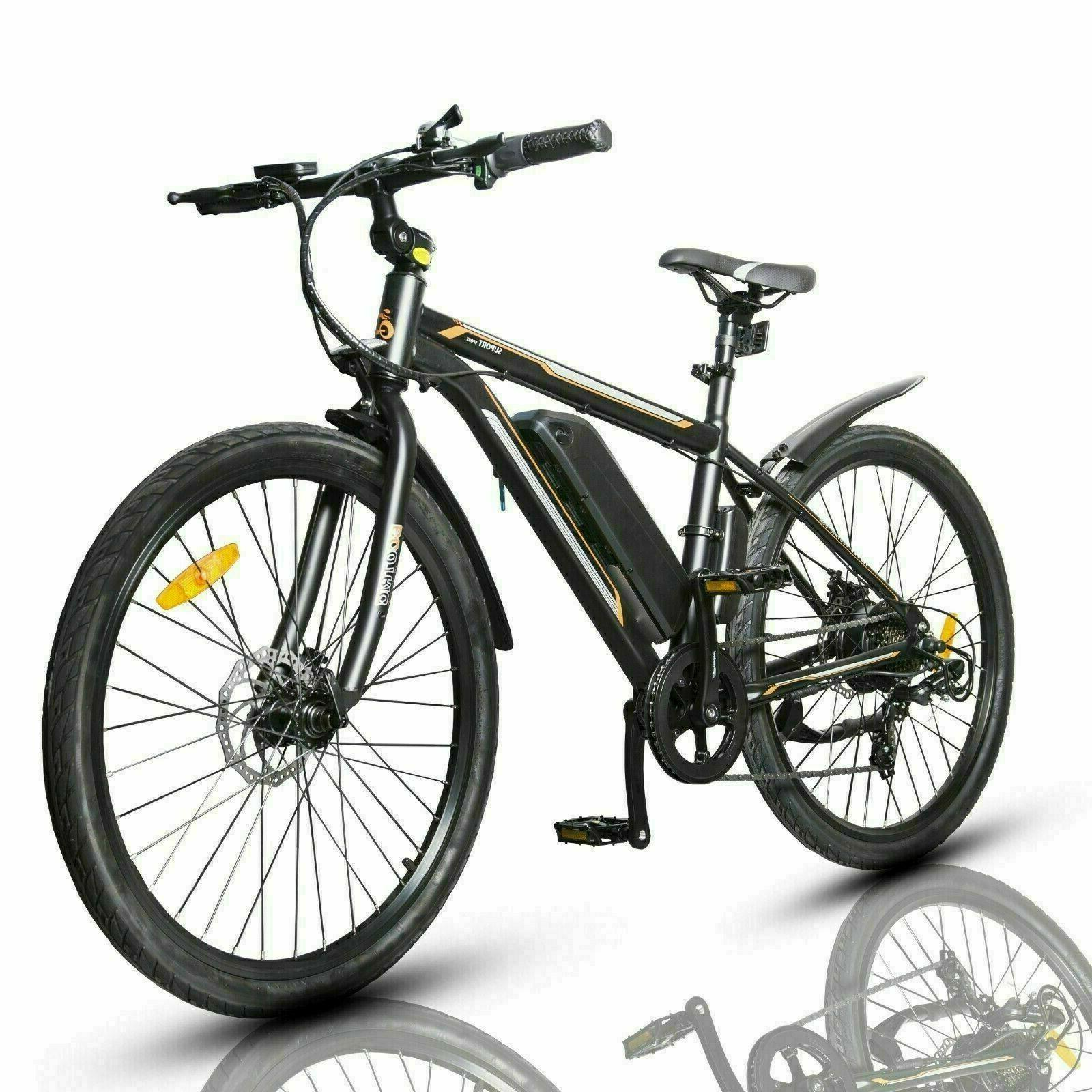 36v 350w litium ion vogue electric bicycle
