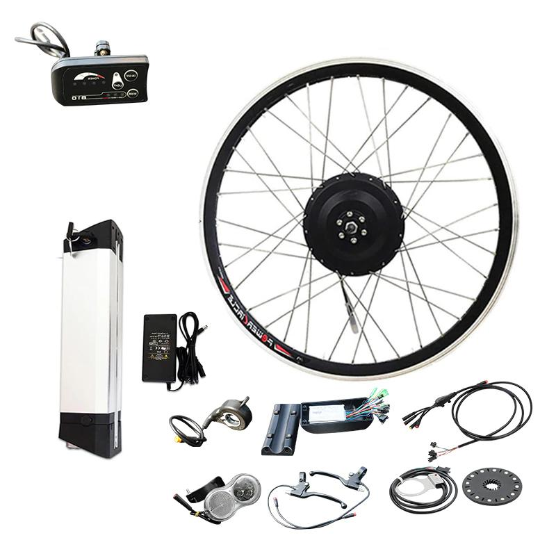 36v 500w 700c front wheel ebike kit