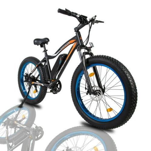 36v500w mountain beach city electric bicycle ebike