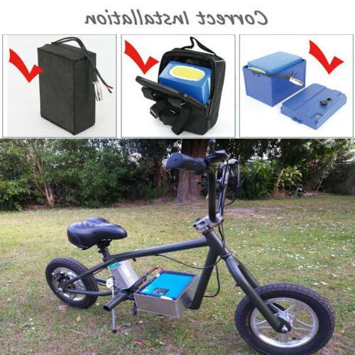 48V 20Ah Li-ion Battery Pack E-bike