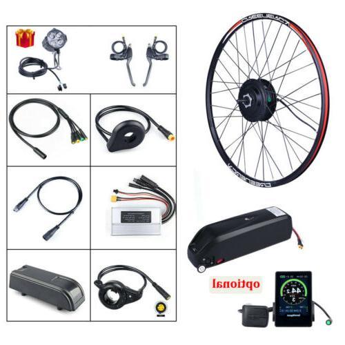 48v 500w rear wheel hub motor electric