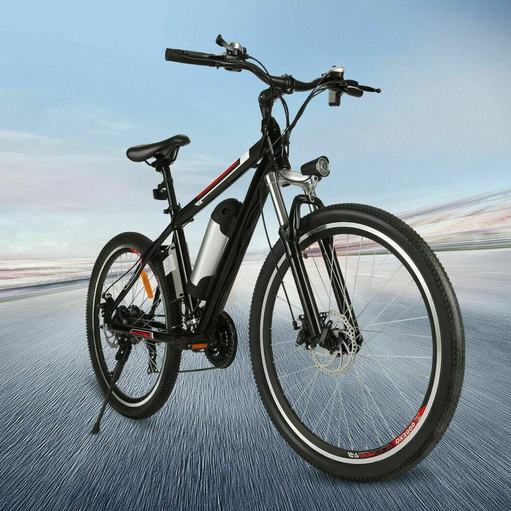 500W Electric Bike EBike 21 36V