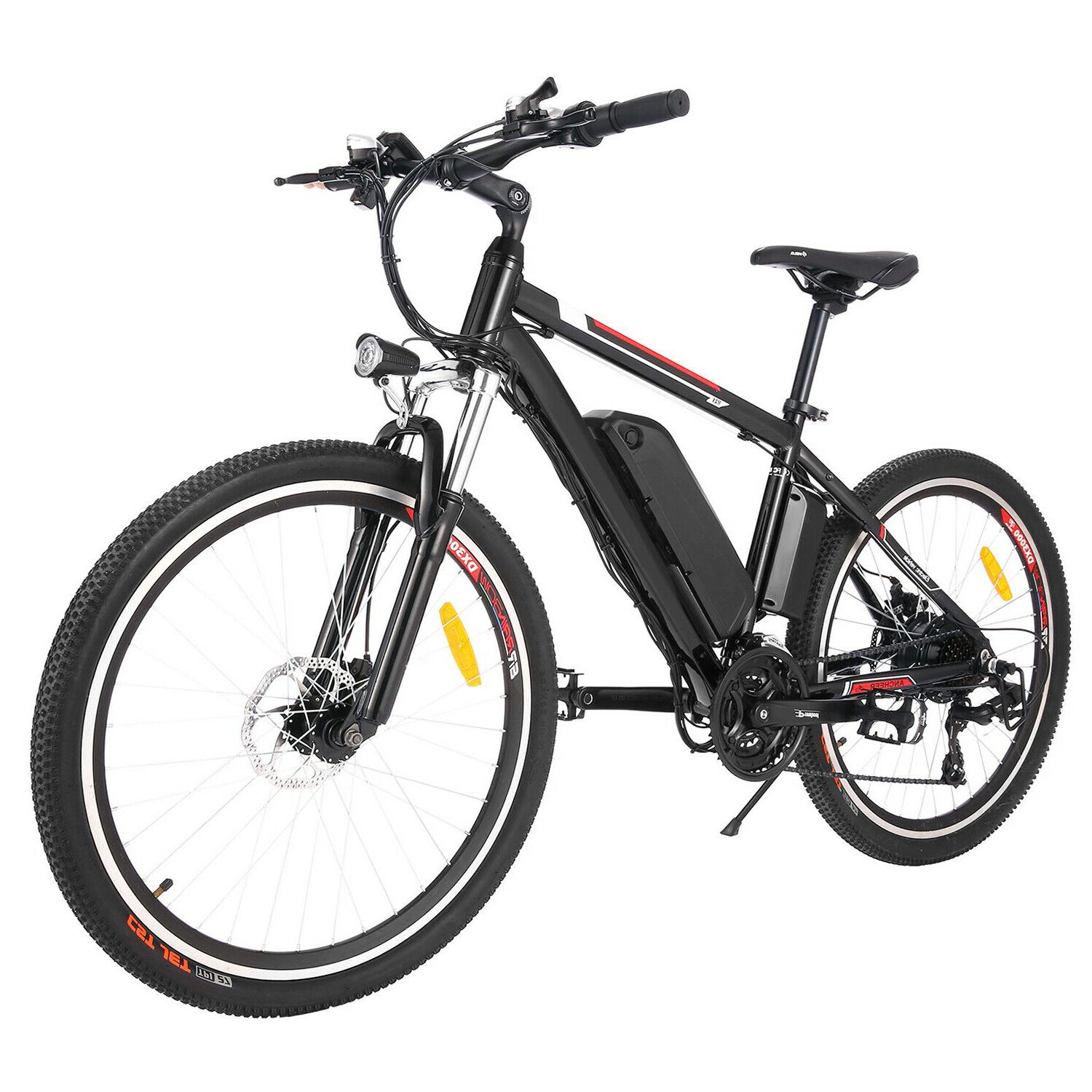 500W Mountain Bicycle Lithium-Ion Battery USA