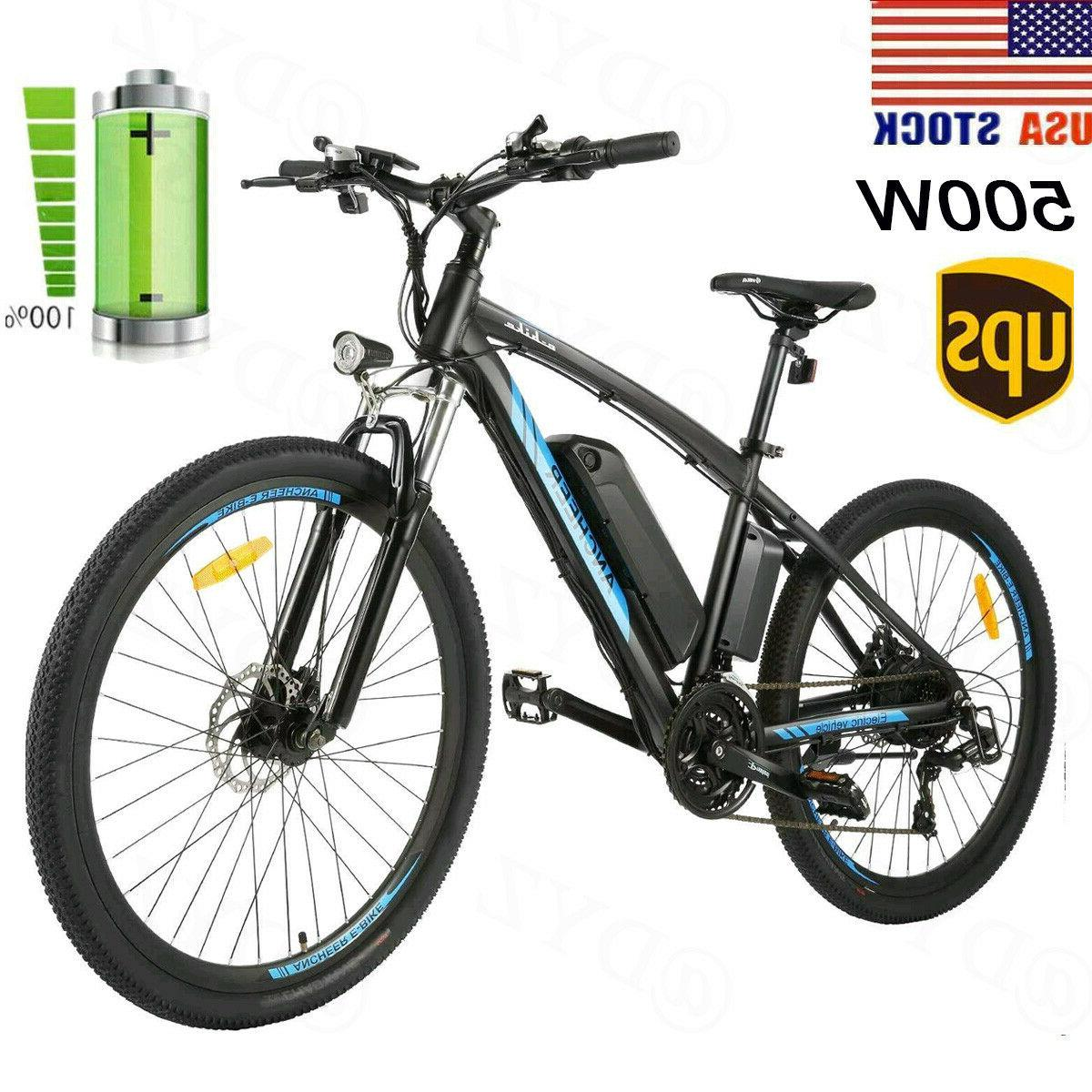 500W Mountain Speed 48V
