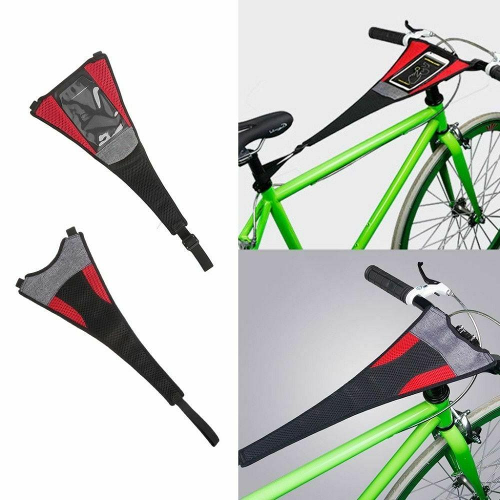 Bicycle Bike Summer Sweat Proof Net Phone Protective Cover F