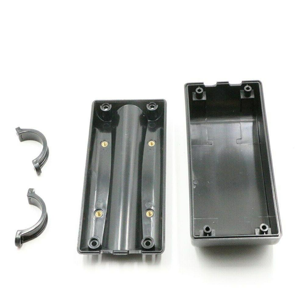 Black Controller Li-ion Case Plastic