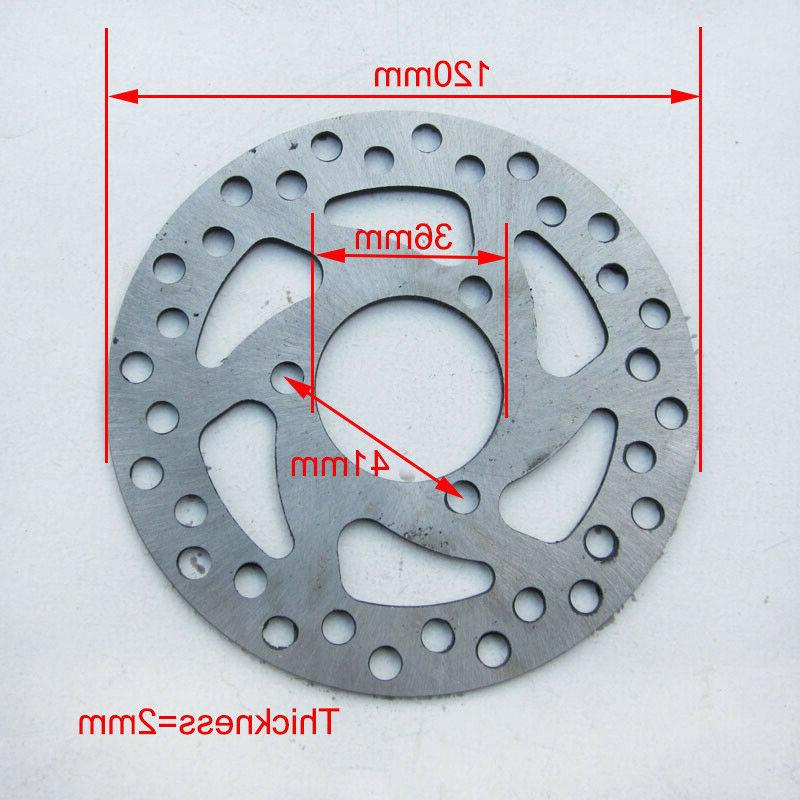 36mm 3 Hole for Electric e-Bike