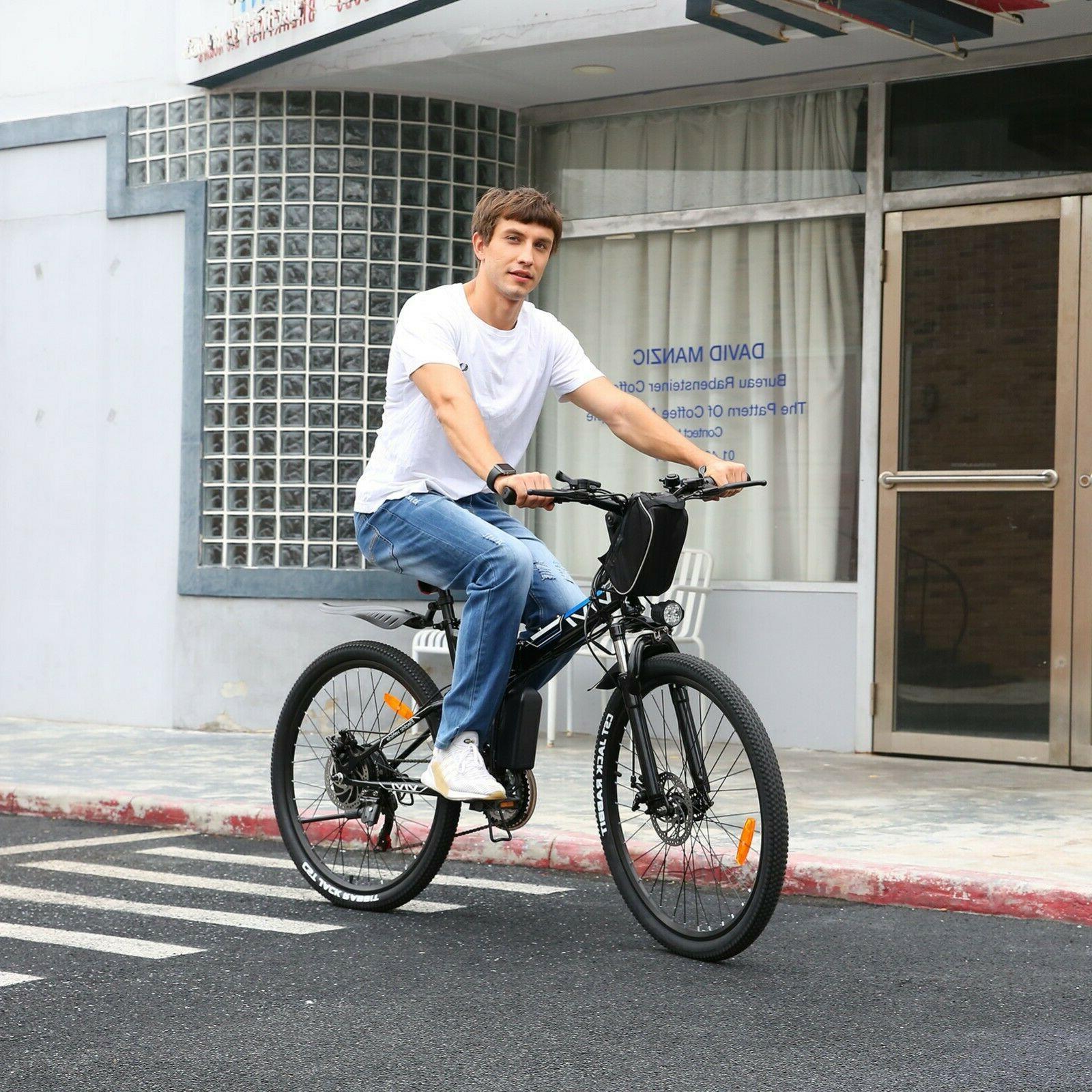 EBike 26'' Bike Mountain