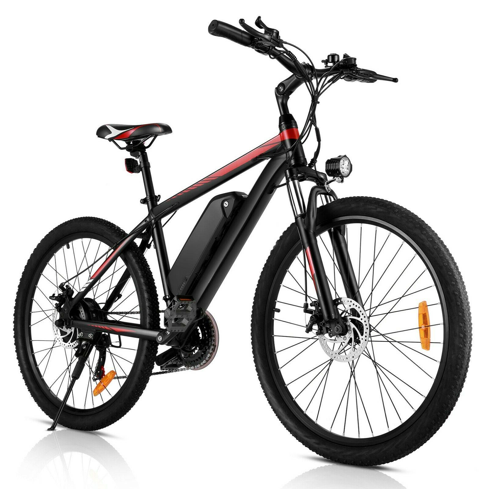EBike Electric Mountain Bicycle Folding With