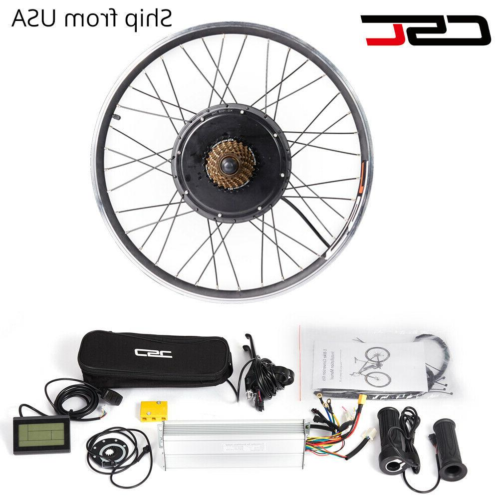 ebike 48v 1000w 1500w e bike conversion