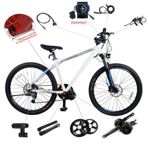 BAFANG EBicycle Electric Bike Mid Drive Motor Kit