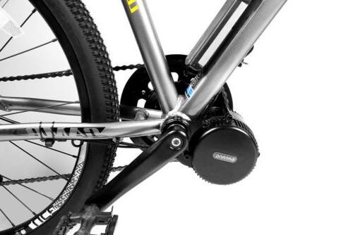 Ebike BAFANG 750W BBS02B Mid Drive Motor Conversion Bicycle