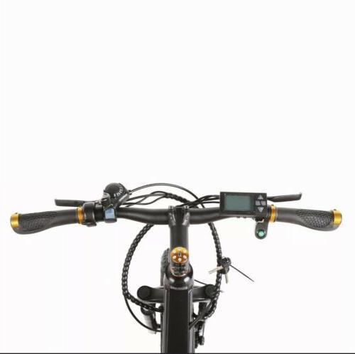 """Electric Bike 350W 20"""" Bikes 6-Speed 48V10AH"""
