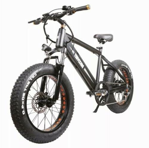 "Electric Bike 20"" Electric"