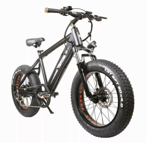 electric bike 350w folding 20 fat tire