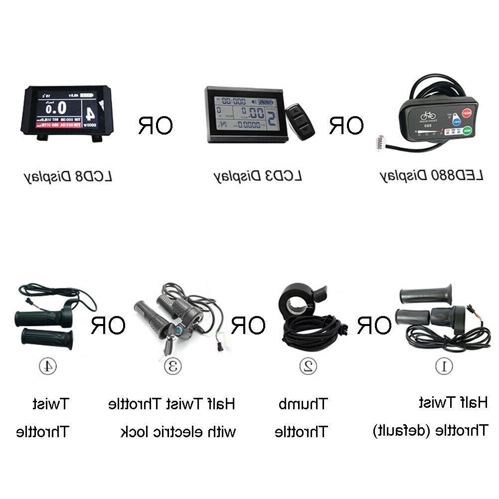 electric 36V RINGLE rim wheel
