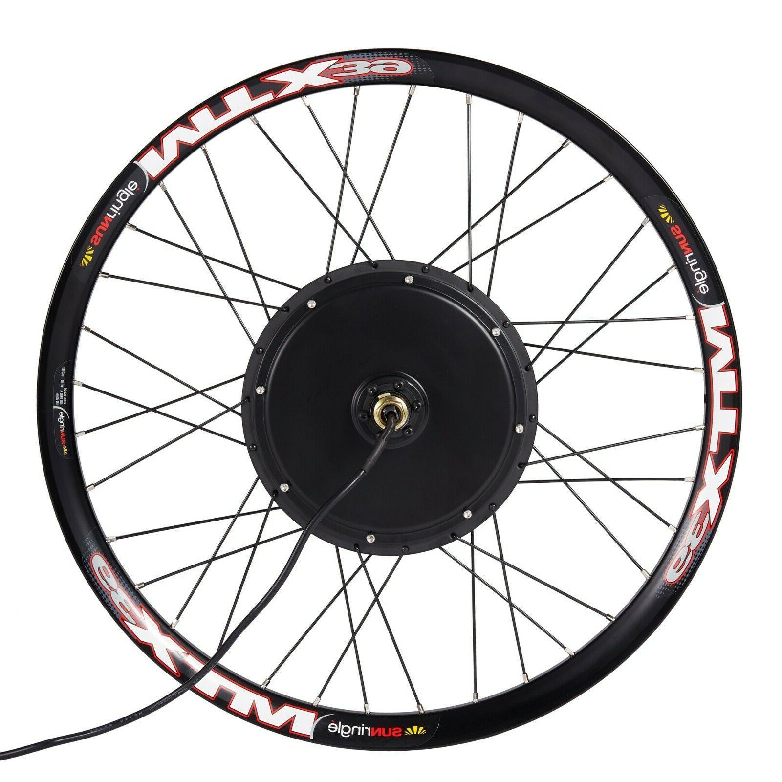 electric 36V 48V RINGLE motor wheel