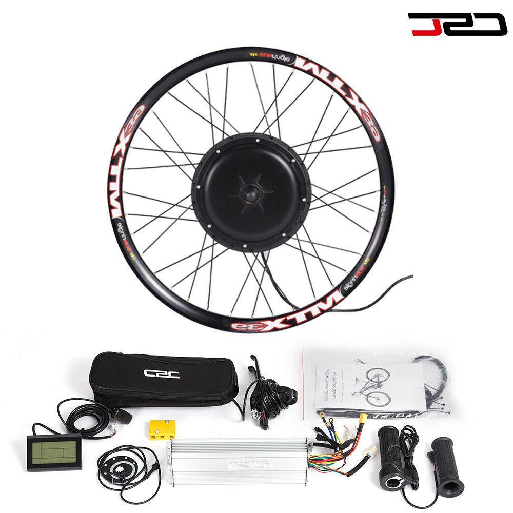 electric bike conversion kit 48v 1500w sun