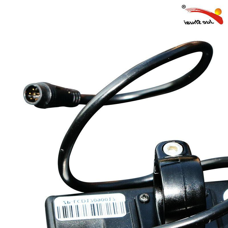 Electric LCD Control Power Switch Indicator Waterproof