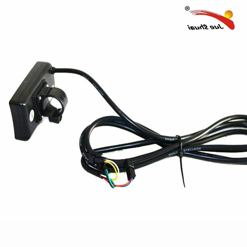 Electric Display Control Panel Power Switch