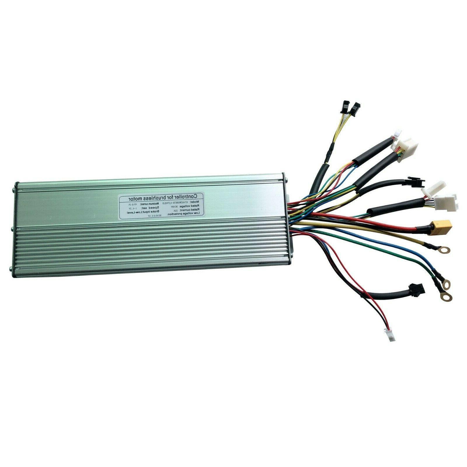 48V Electric Kit 1000W Motor LCD3 USA Ship