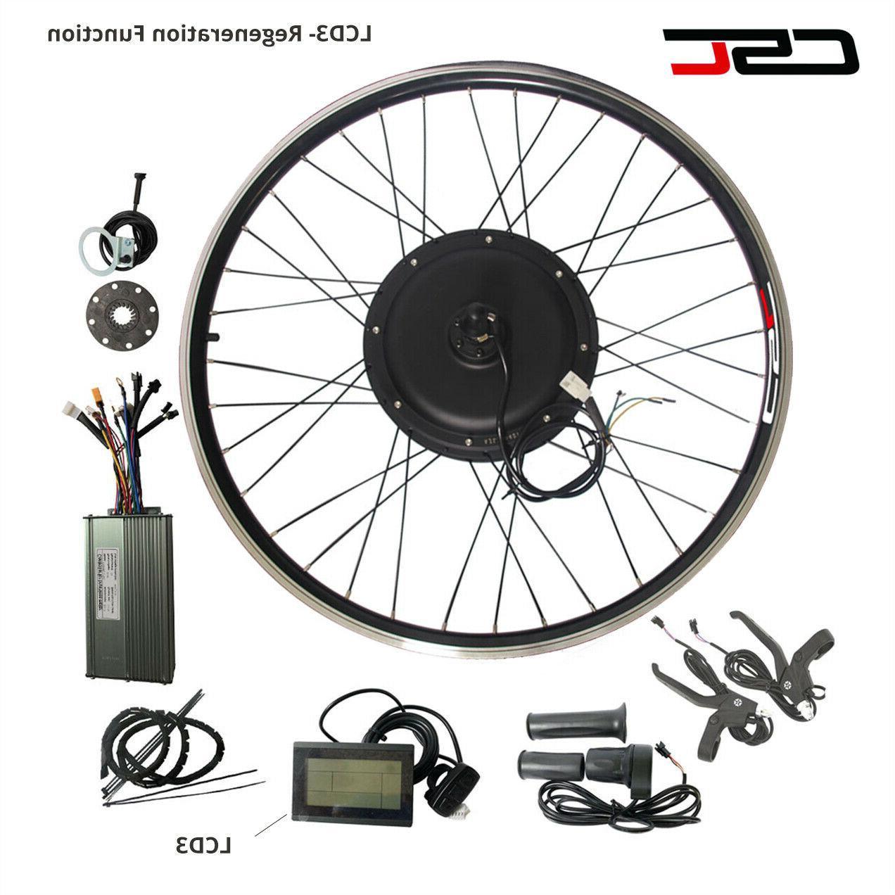 electric bike motor kit e bike components