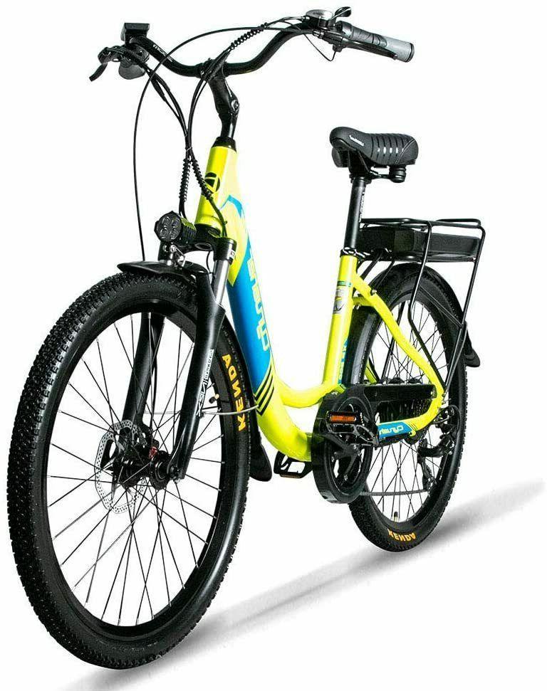 Cyrusher XF200 500W 14AH 48V Bicycle
