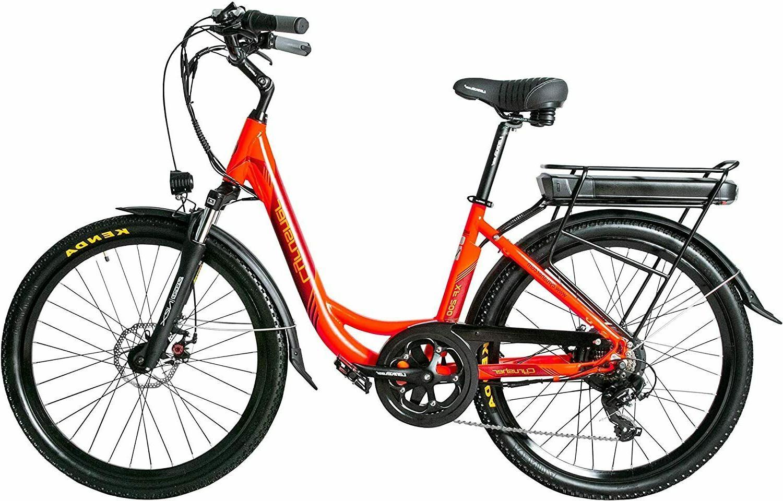 Cyrusher Bicycle bike Lady