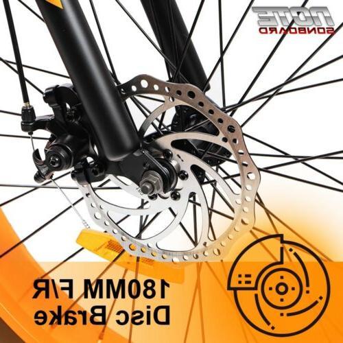 Electric Tire Beach Bicycle e-bike 36v New