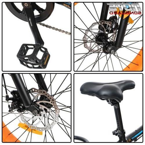 Electric Fat Tire e-bike New