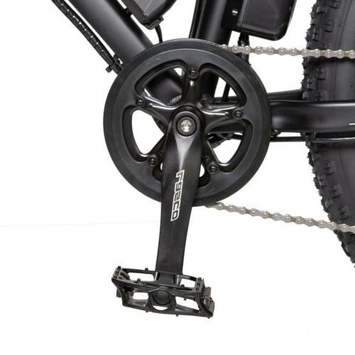 500W Bike eBike Snow 7 Gears