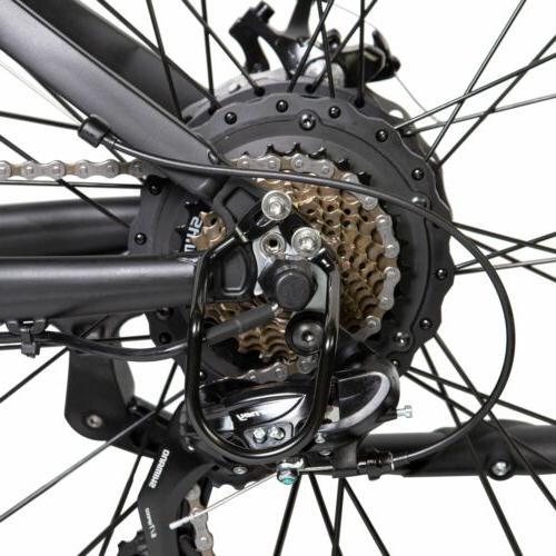 500W 36V eBike 7 Gears Cycling 4.0 Fat Tire