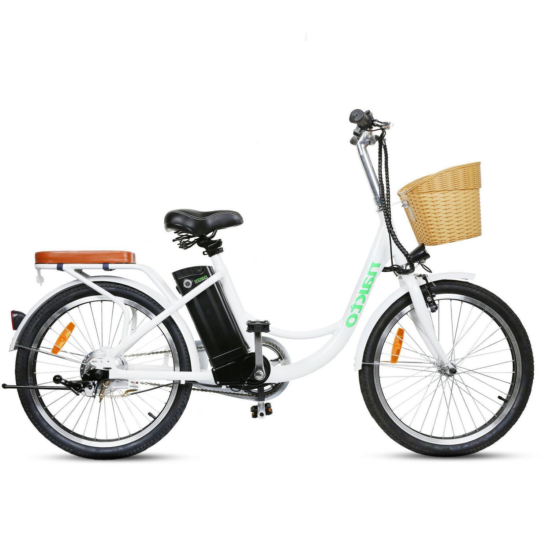 NAKTO Bicycle Cargo Electric 250W36V10AH Lithium